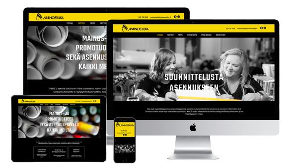 mainossulka.fi-sivusto
