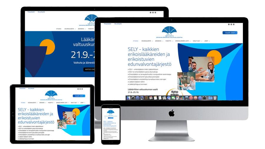 sely.fi-sivusto