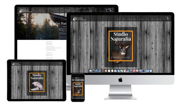 studionaturalia.fi-sivusto
