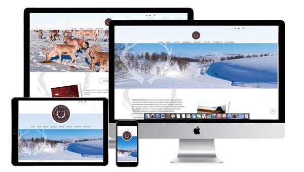 utsjokihandicraft.fi-sivusto