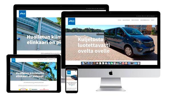 www.jaragroup.fi verkkosivut