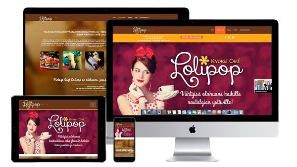 www.lolipop.fi vverkkosivut