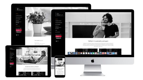 www.proroomlkv.fi verkkosivut